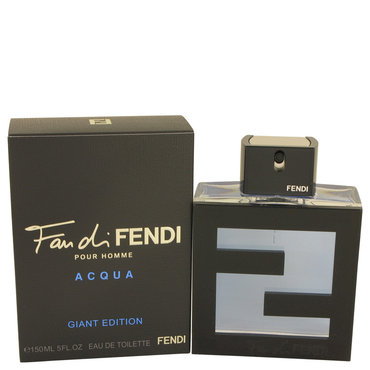 Fan Di Fendi Acqua Cologne by Fendi 150 ml EDT Spay for Men
