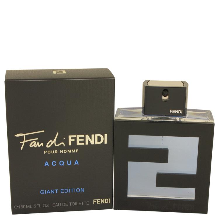 Fan Di Fendi Acqua by Fendi for Men Eau De Toilette Spray 5 oz