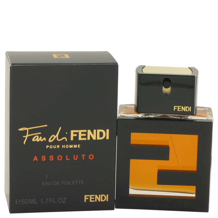 Fan Di Fendi Assoluto Cologne by Fendi 50 ml EDT Spay for Men