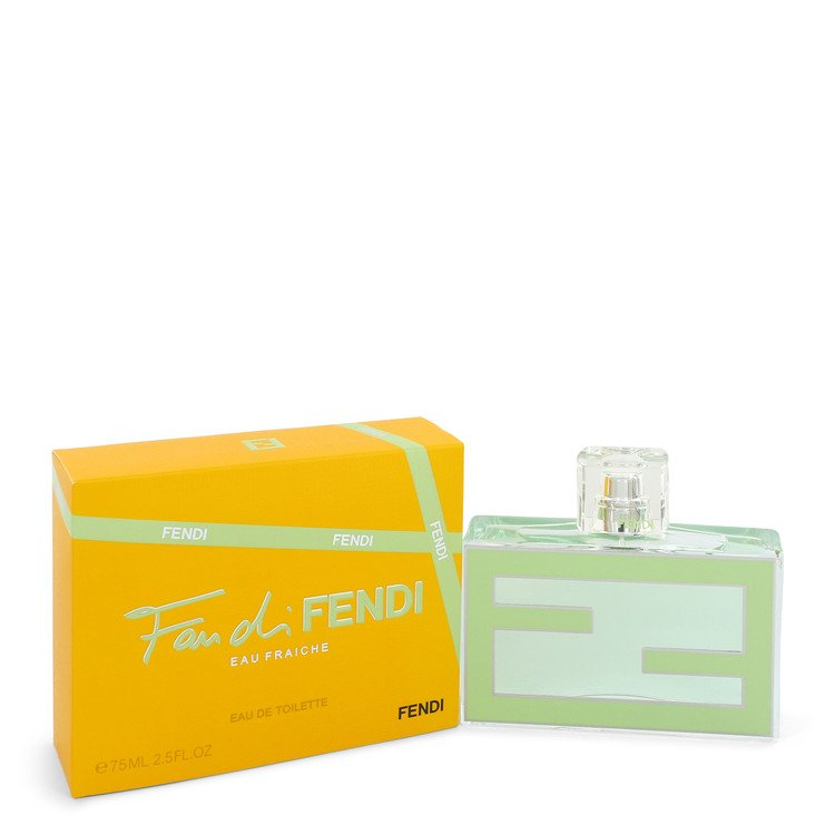 Fan Di Fendi Perfume by Fendi 75 ml Eau Fraichie Spray for Women