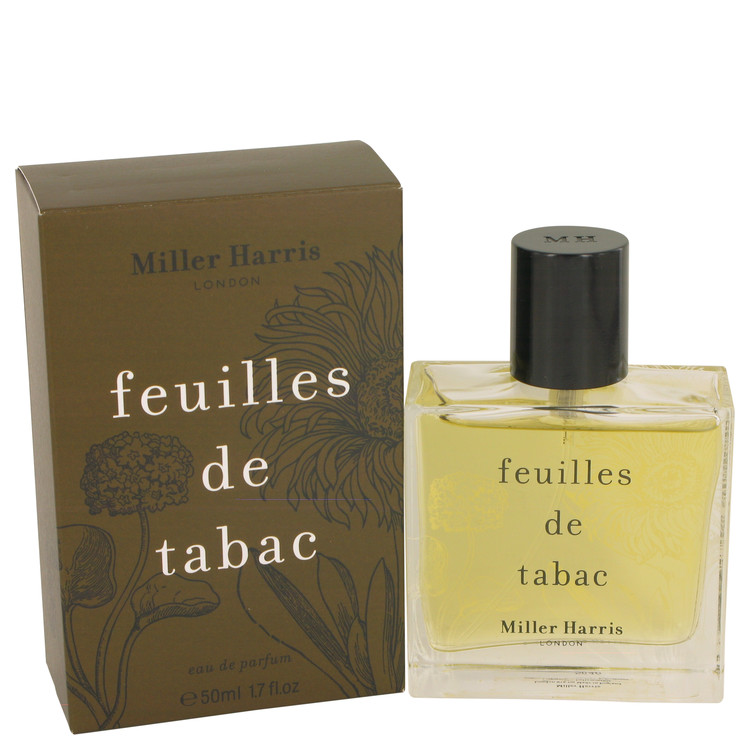 Feuilles De Tabac Perfume by Miller Harris 50 ml EDP Spay for Women