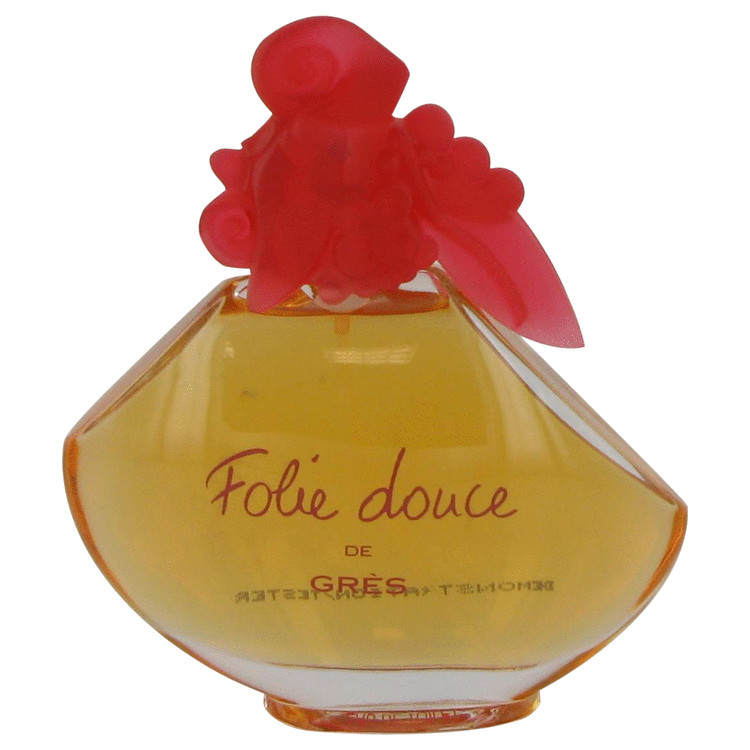 Folie Douce Perfume by Parfums Gres 100 ml EDT Spray(Tester) for Women
