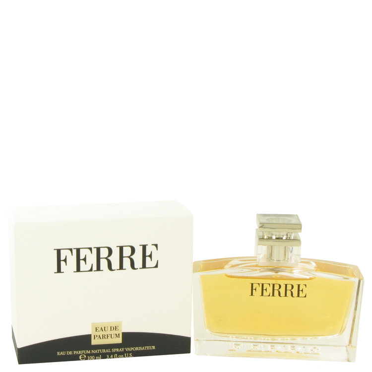 Ferre (New) by Gianfranco Ferre for Women Eau De Parfum Spray 3.4 oz