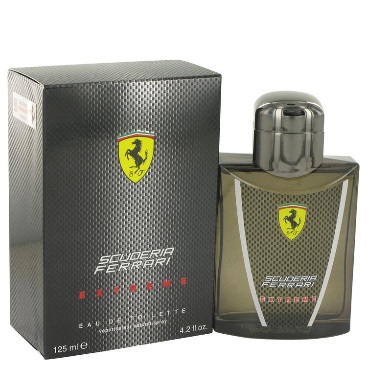 Ferrari Scuderia Extreme Cologne by Ferrari 125 ml EDT Spay for Men