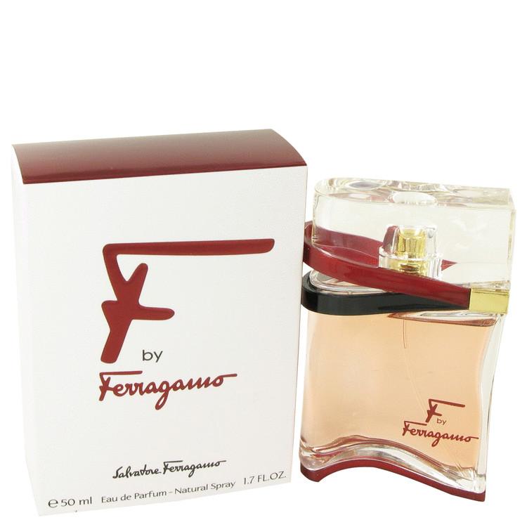 F Perfume by Salvatore Ferragamo 50 ml Eau De Parfum Spray for Women