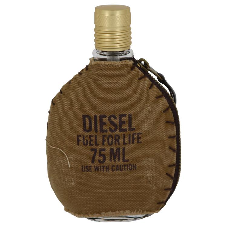 Fuel For Life Cologne 75 ml Eau De Toilette Spray (unboxed) for Men