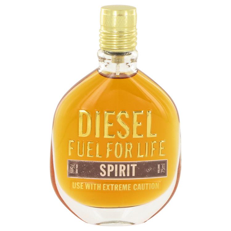 Fuel For Life Spirit Cologne 2.5 oz EDT Spray (unboxed) for Men