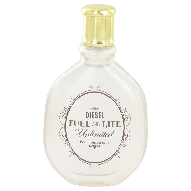 Fuel For Life Unlimited Perfume 1.7 oz EDT Spray (unboxed) for Women