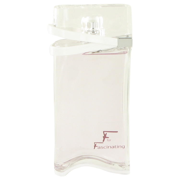 F For Fascinating Perfume 3.4 oz EDT Spray (unboxed) for Women