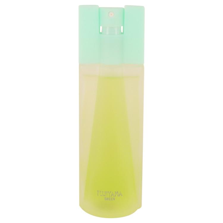 Fujiyama Green Perfume 100 ml Eau De Toilette Spray (unboxed) for Women