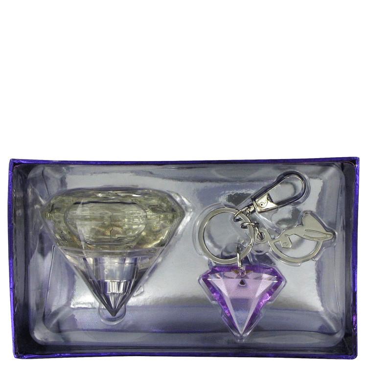 Fabulosity Gift Set -- Gift Set - 1.7 oz Eau De Parfum Spray + Key Chain for Women