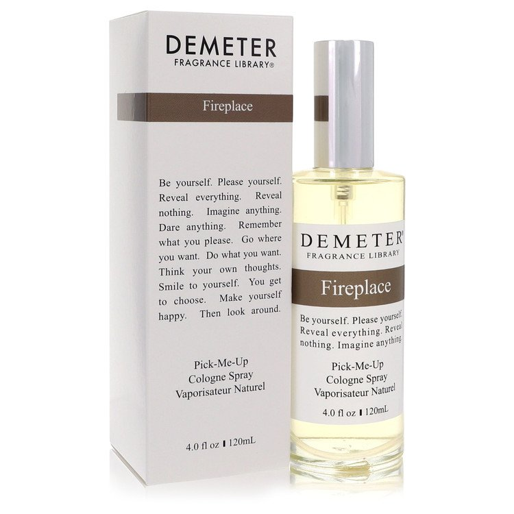Demeter Fireplace Perfume by Demeter 120 ml Cologne Spray for Women