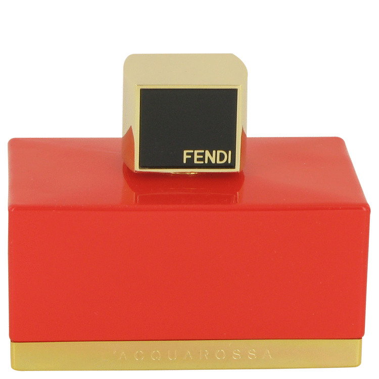 Fendi L'acquarossa Perfume by Fendi 75 ml EDT Spray(Tester) for Women