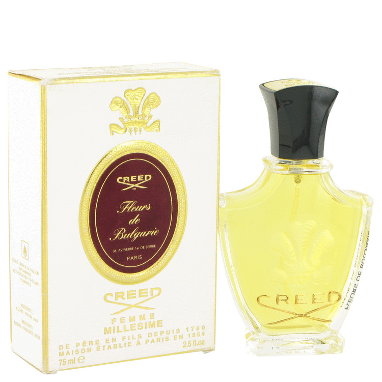 Fleurs De Bulgarie Perfume 75 ml Millesime Eau De Parfum Spray (Slightly damaged box) for Women