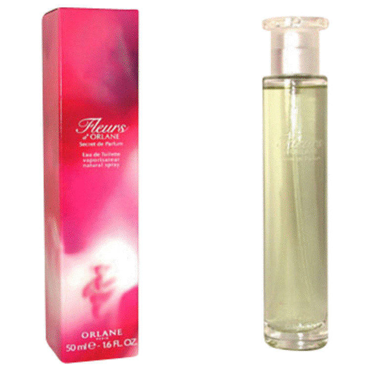 Fleurs D'orlane Perfume by Orlane 1.6 oz EDT Spay for Women