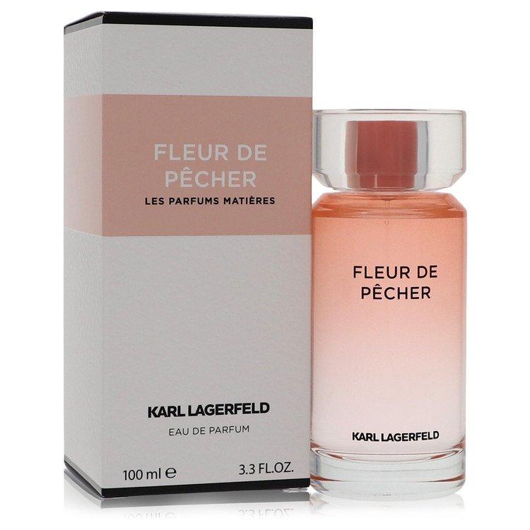 Fleur De Pecher Perfume by Karl Lagerfeld 100 ml EDP Spay for Women