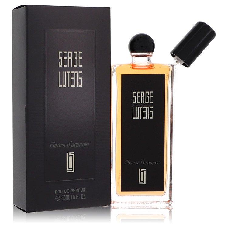 Fleurs D'Oranger by Serge Lutens for Men Eau De Parfum Spray (Unisex) 1.69 oz