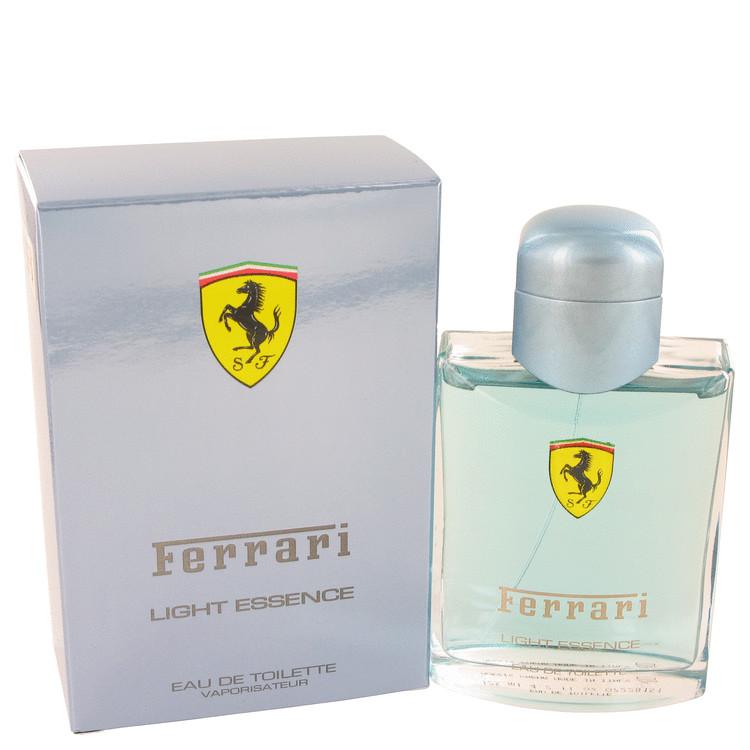 Ferrari Light Essence Cologne by Ferrari 125 ml EDT Spay for Men