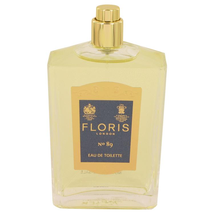 Floris No 89 by Floris for Men Eau De Toilette Spray (Tester) 3.4 oz