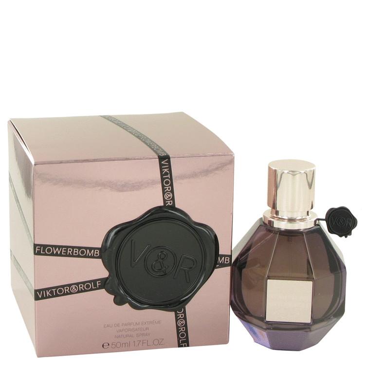 Flowerbomb Extreme Perfume by Viktor & Rolf 50 ml EDP Spay for Women