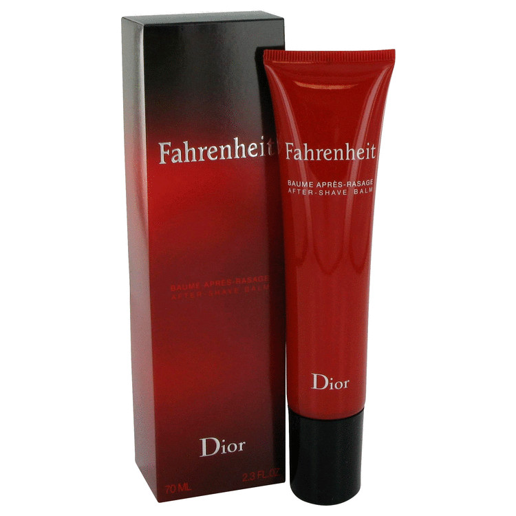 FAHRENHEIT by Christian Dior for Men After Shave Balm 2.3 oz