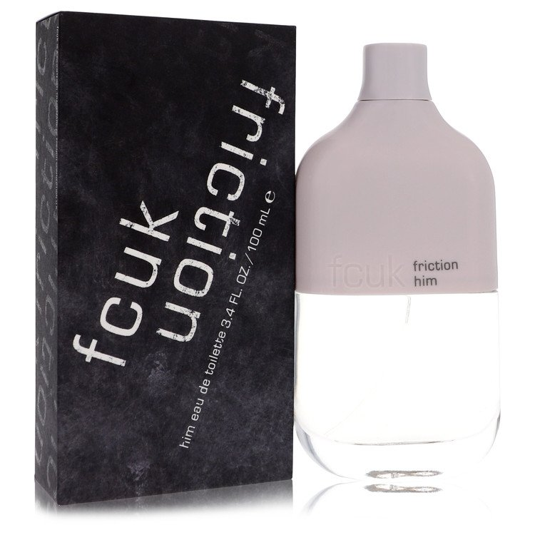 Fcuk Friction Cologne by French Connection 100 ml EDT Spay for Men