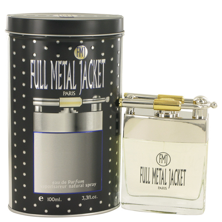 Full Metal Jacket by Parisis Parfums –  Eau De Parfum Spray 3.4 oz 100 ml for Men