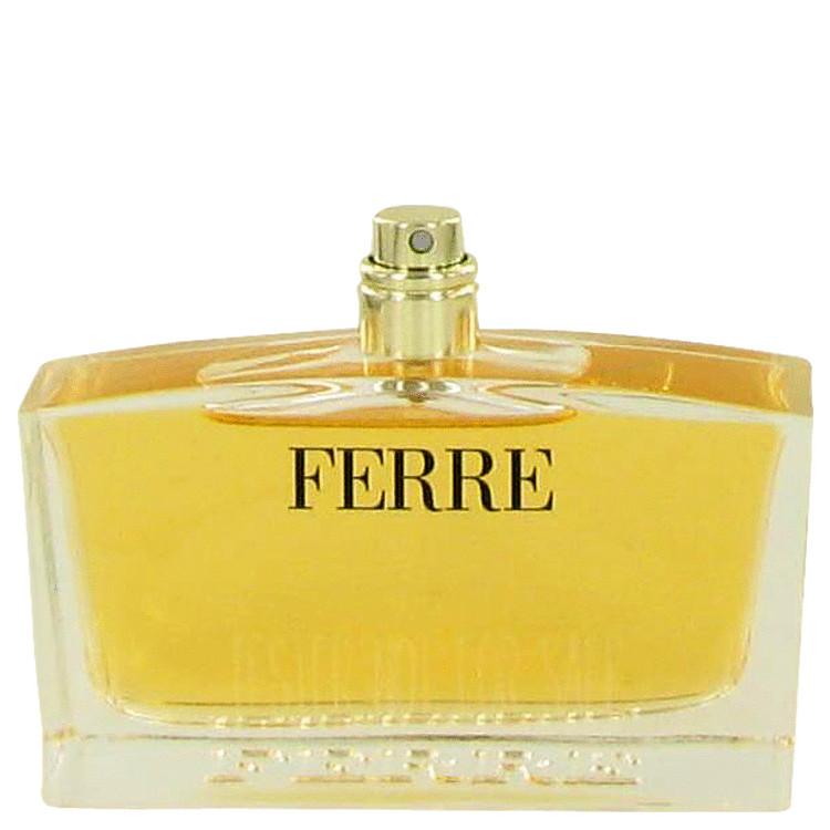 Ferre (new) Perfume 100 ml Eau De Parfum Spray (Tester) for Women