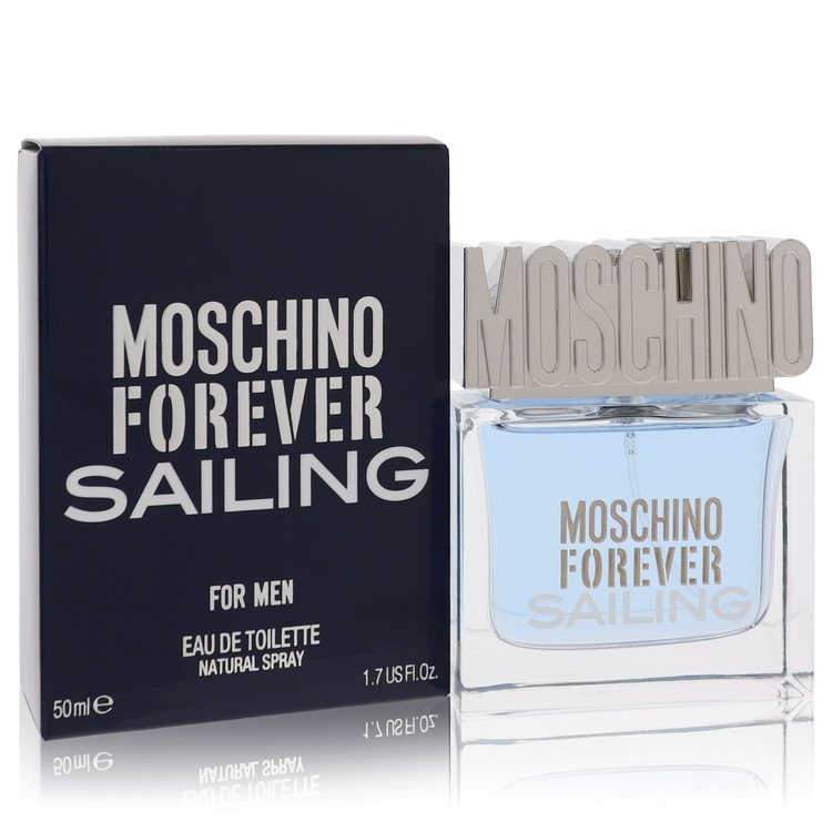 Moschino Forever Sailing Cologne by Moschino 50 ml EDT Spay for Men