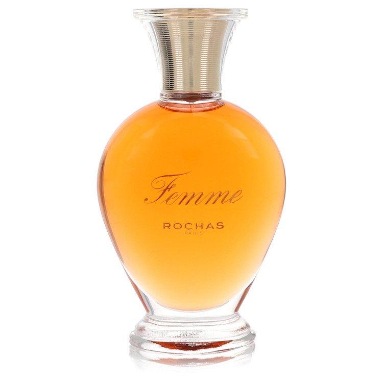 Femme Rochas Perfume by Rochas 3.3 oz EDT Spray(Tester) for Women