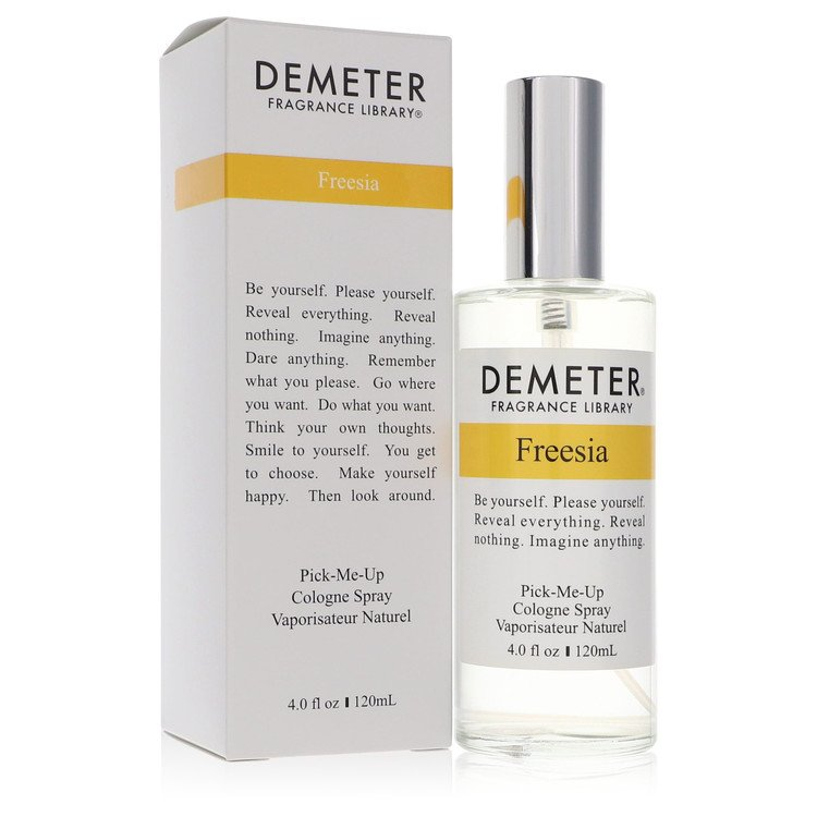 Demeter Perfume by Demeter 120 ml Freesia Cologne Spray for Women