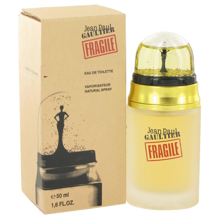 Fragile Perfume by Jean Paul Gaultier 50 ml EDT Spay for Women