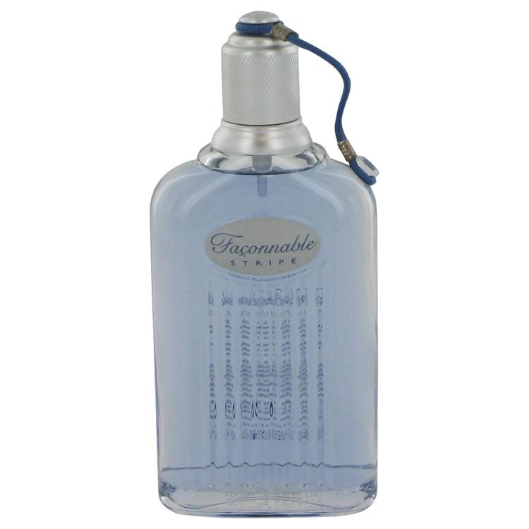 Faconnable Stripe Cologne 100 ml EDT Spray(Tester) for Men