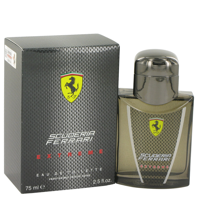 Ferrari Scuderia Extreme Cologne by Ferrari 75 ml EDT Spay for Men