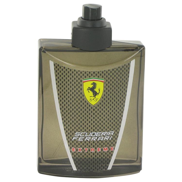 Ferrari Scuderia Extreme Cologne 125 ml EDT Spray(Tester) for Men