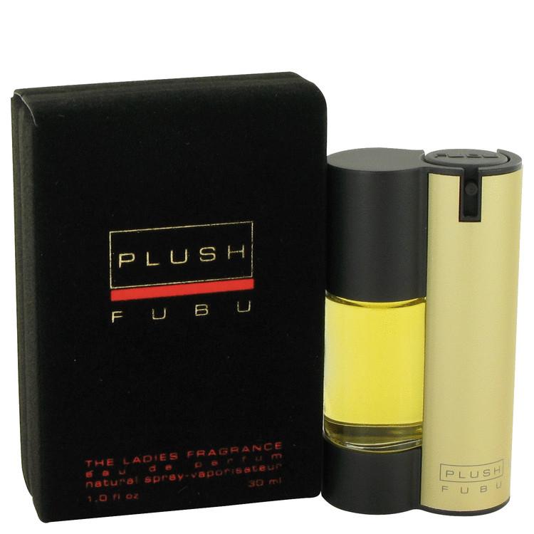 FUBU Plush by Fubu for Women Eau De Parfum Spray 1 oz