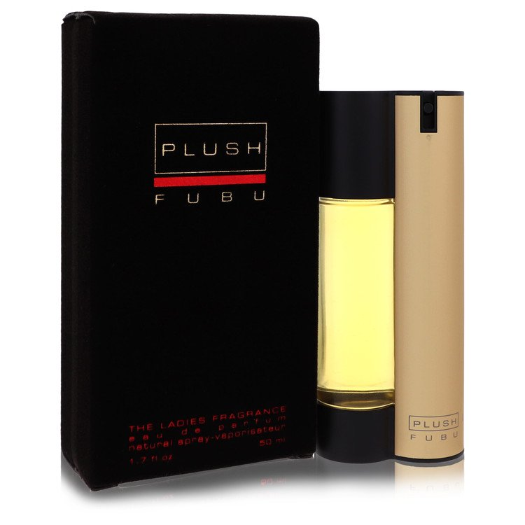 FUBU Plush by Fubu for Women Eau De Parfum Spray 1.7 oz