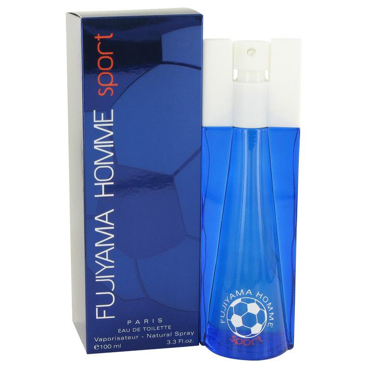 Fujiyama Homme Sport Cologne 100 ml EDT Spay for Men