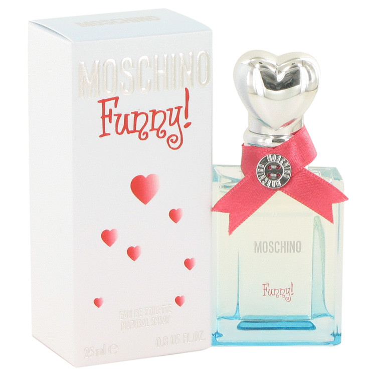 Moschino Funny Perfume by Moschino 25 ml EDT Spay for Women