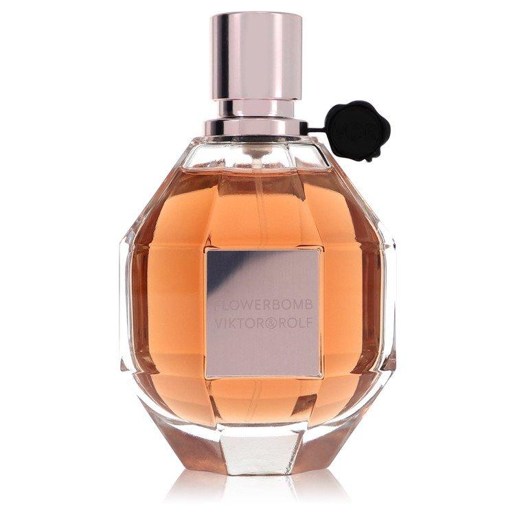 Flowerbomb Perfume 100 ml Eau De Parfum Spray (unboxed) for Women