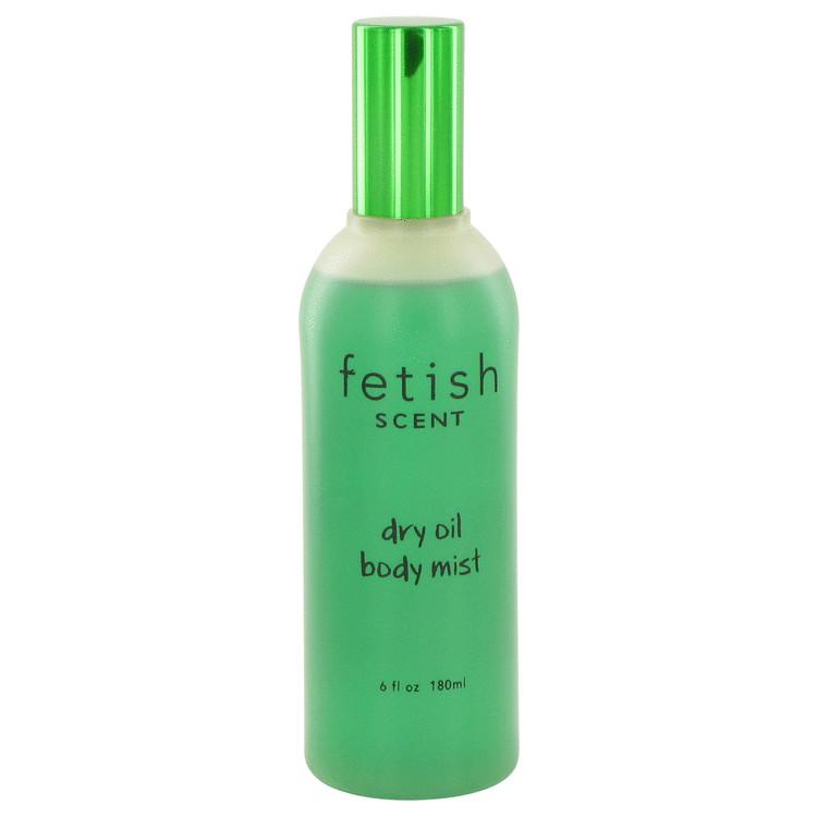 FETISH by Dana for Women Dry Oil Body Mist 6 oz