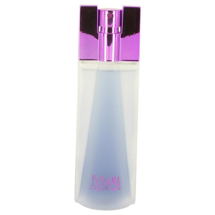 Fujiyama Deep Purple Perfume 100 ml Eau De Toilette Spray (unboxed) for Women