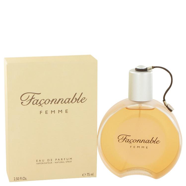 Faconnable Perfume by Faconnable 75 ml Eau De Parfum Spray for Women