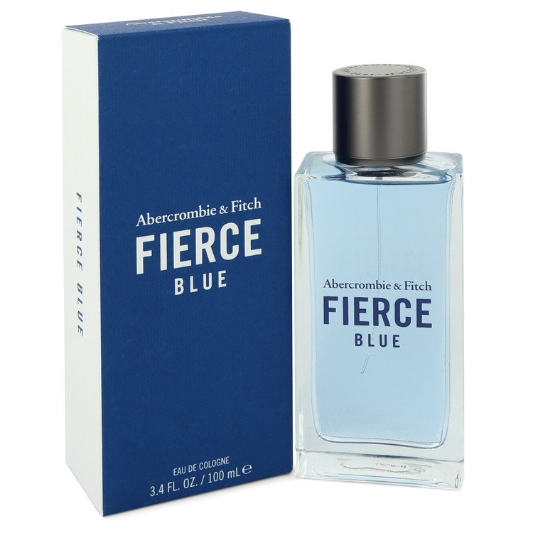 Fierce Blue by Abercrombie & Fitch Cologne Spray 3.4 oz for Men