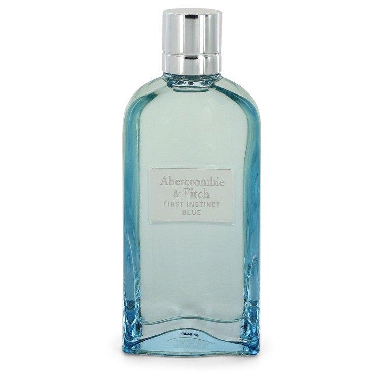 First Instinct Blue by Abercrombie & Fitch –  Eau De Parfum Spray (unboxed) 3.4 oz 100 ml for Women