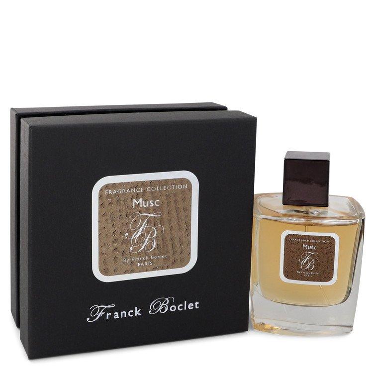Franck Boclet Musc by Franck Boclet –  Eau De Parfum Spray (Unisex) 3.4 oz 100 ml