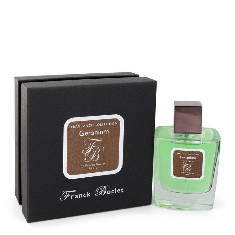 Franck Boclet Geranium by Franck Boclet Eau De Parfum Spray (Unisex)  3.4 oz  for Women