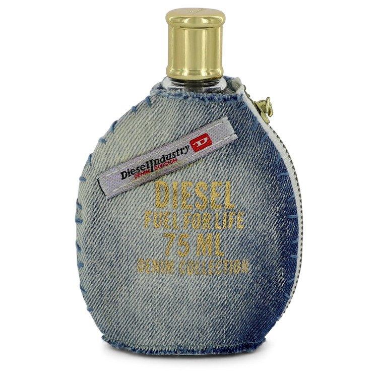 Fuel For Life Denim Perfume 2.5 oz EDT Spray(Tester) for Women