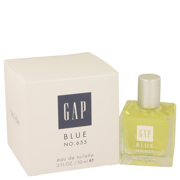 Gap Blue No. 655 Perfume by Gap 60 ml Eau De Toilette Spray for Women