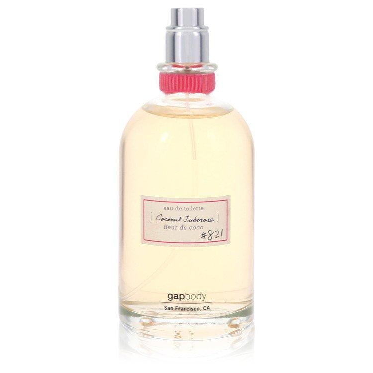 Gap Coconut Tuberose Perfume by Gap 100 ml EDT Spray(Tester) for Women